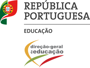 Portuguese Directorate-General for Education Logo